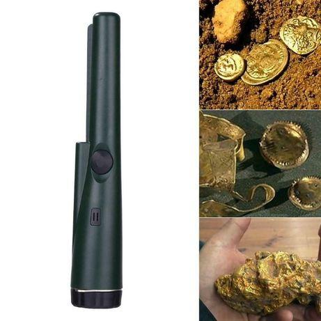 Detector metais a prova de agua profissional pinpointer GP pointer 360