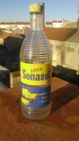 garrafa antiga de super sonasol