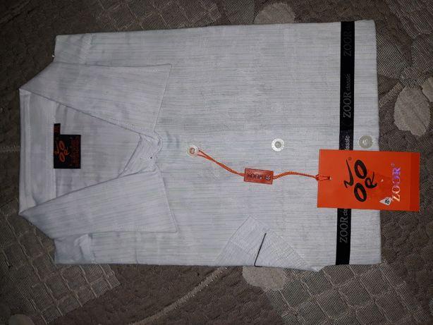 Белая рубашка шведка праздник, выпускной