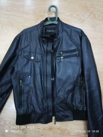 Кожаная куртка эко