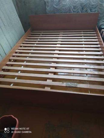 Łóżko drewniane 160x200 okazja!