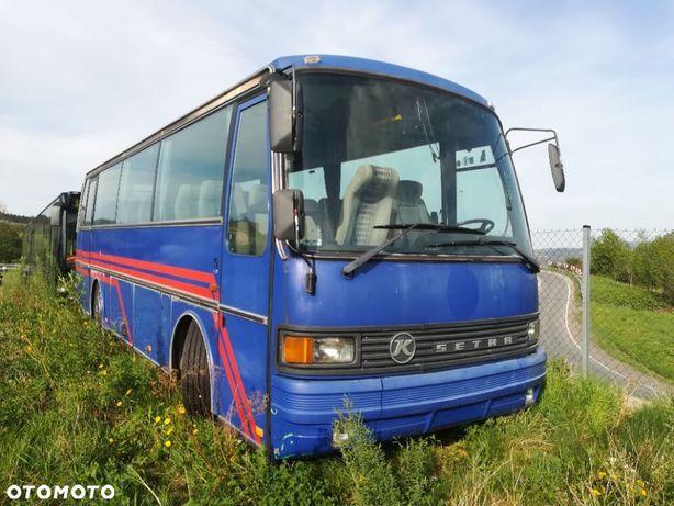 Setra  Kassbohrer  S209h  Autobus Turystyczny  29 Miejsc  S210