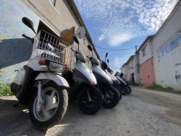 Продам японские скутера