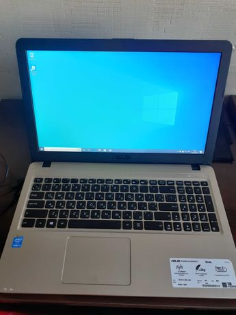 Ноутбук Asus X540L (i3, HD 5500, 4 GB ram, 500 GB ROM)