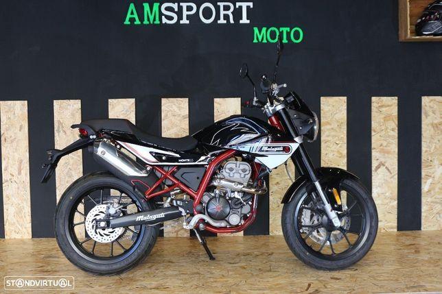 Malaguti F  Monte Pro 125