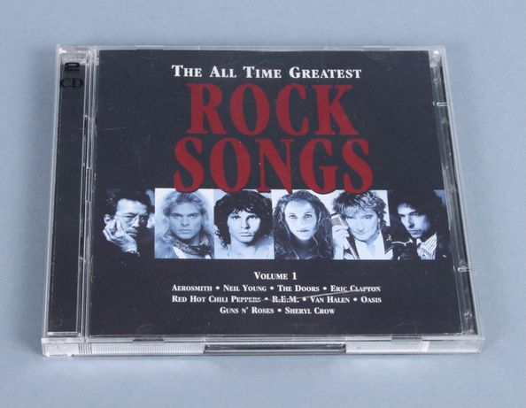 The All Time Greatest Rock Songs Volume1/ 2xCD