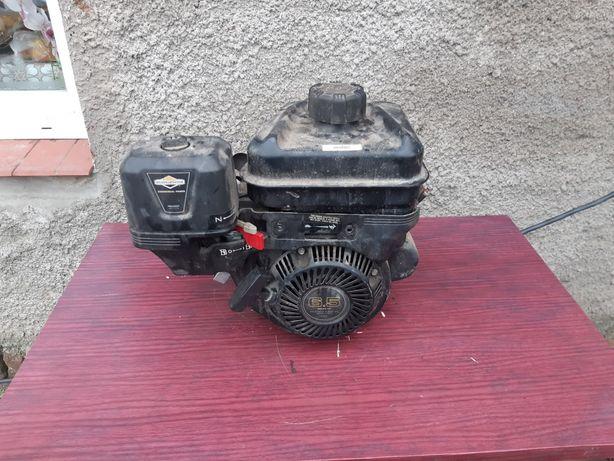 Silnik Briggs&Stratton 6.5KM poziomy na rozrusznik elektryczny