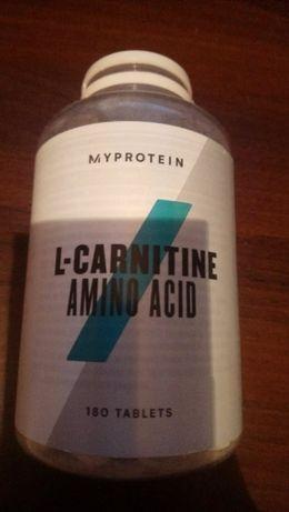 L-карнитин от MyProtein Английское качество!