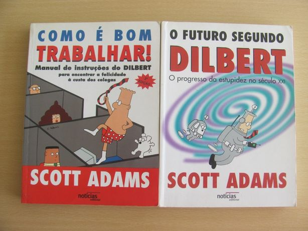 Obras de Scott Adams