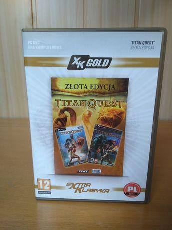 Titan Quest Złota edycja