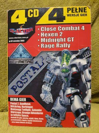 Gra Close Combat 4 Hexen 2 Midnight GT Rage Rally