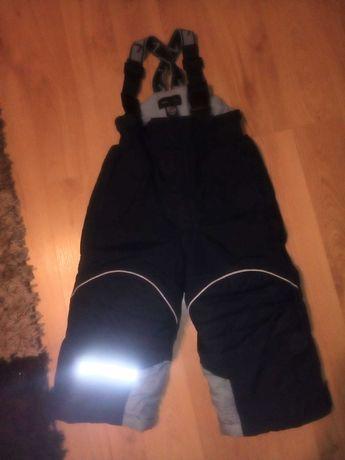 Spodnie ciepłe chłopięce