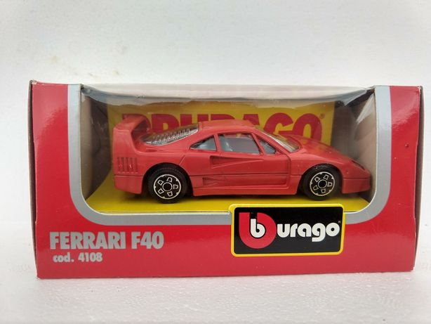 Ferrari F40 Bburago 1 43 burago new