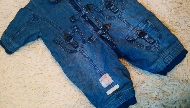 Kombinezon jeans mamas and papas