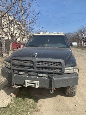 Dodge ram 2500 5.9