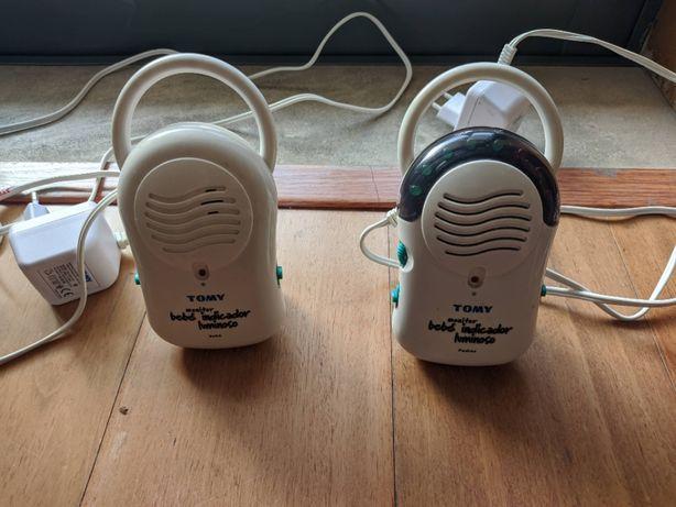 Vendo sistema de vigilância áudio bebé