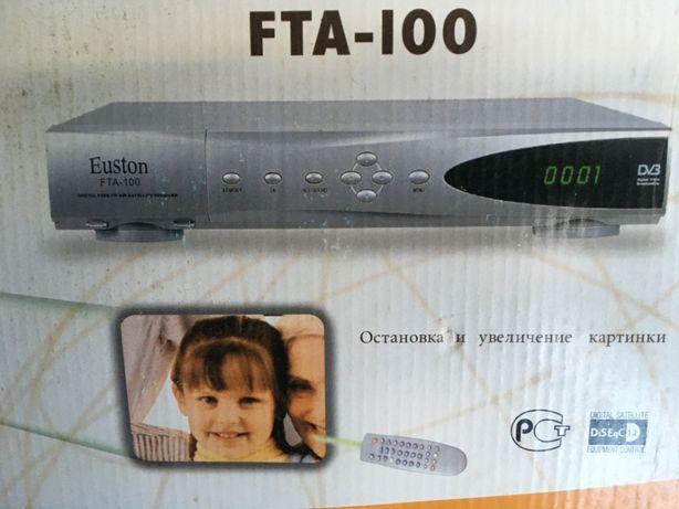 digital free to air satellite receiver - F TA 100 Euston