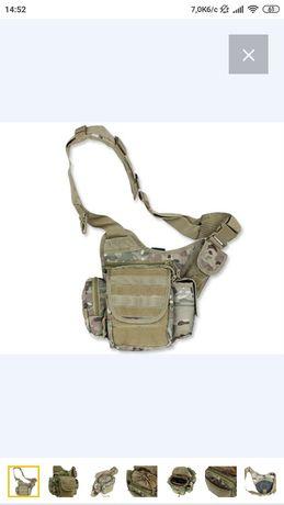 Тактична сумка miltec