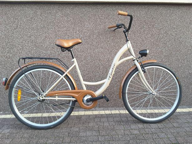 Nowy rower miejski Goetze koła 26 ( 1 biegowy)
