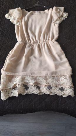 Sukienka koronka S berzowa