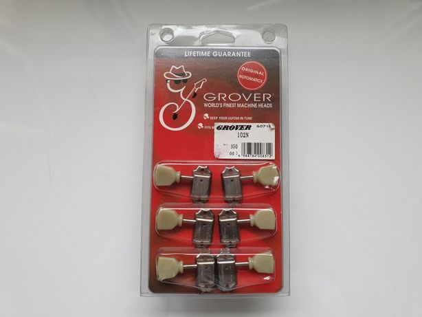 Klucze Gibson leworęczne Vintage Style 3+3, Made in Japan, Gotoh!