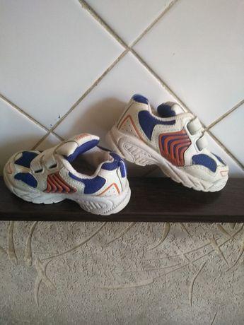 Детская обувь, кожа 26 размер по стельке 18 см.В хорошем состоянии без