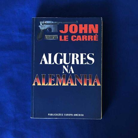 John Le Carré ALGURES NA ALEMANHA
