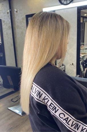 Модель на наращивание волос, Мариуполь