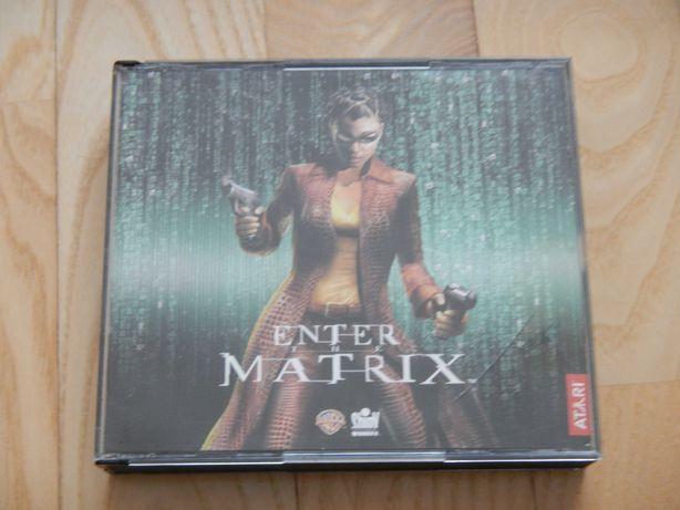Gra Enter The Matrix