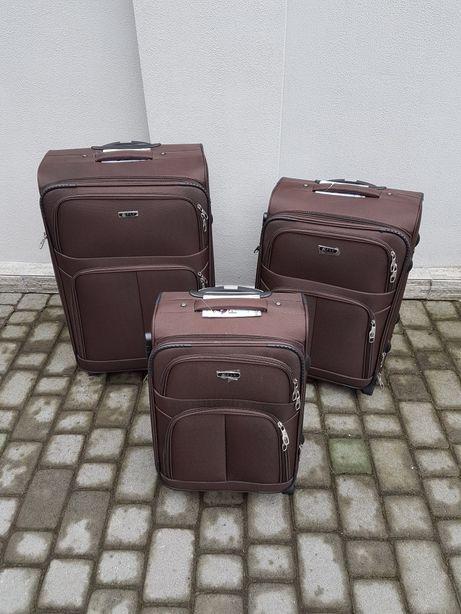 1428 FLY luggage Польща 2 кол. валізи чемоданы сумки на колесах