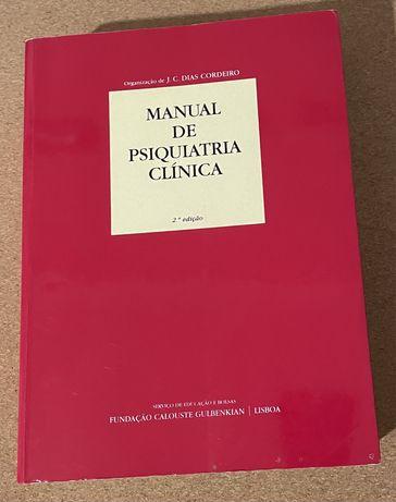 Manual de Psicologia Clínica