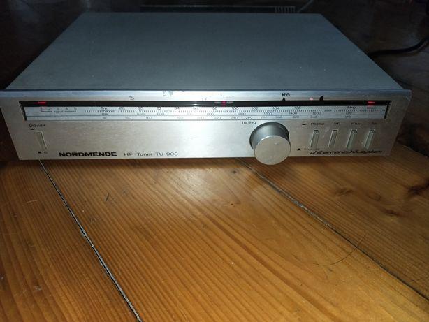 Tuner vintage Nordmende analogowy