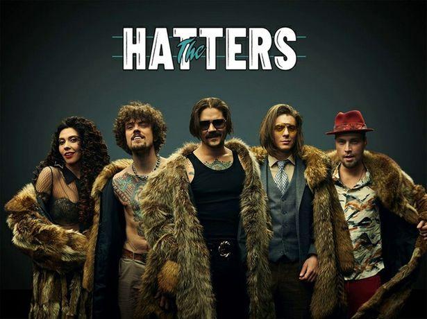 The Hatters билет VIP