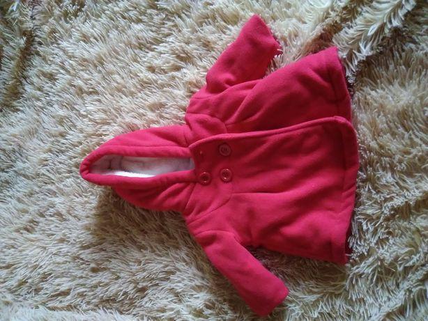 пальтішко для дівчинки