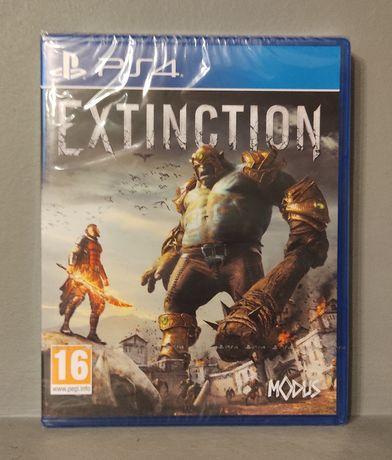 PlayStation 4! Extinction - ANG! PS3 - Polecam