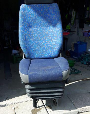 Iveco daily 06 > fotel pneumatyczny