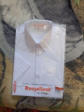Біла сорочка на хлопчика