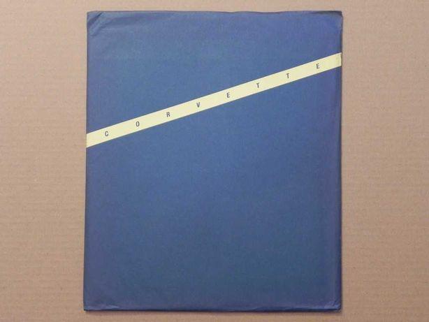 Prospekt - CHEVROLET CORVETTE C4 - 1986 r