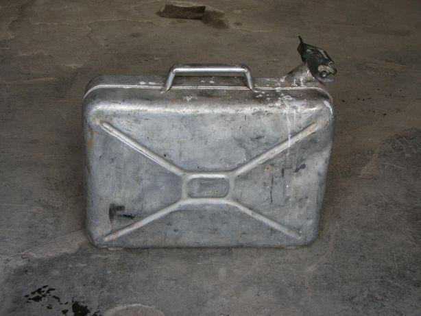 Алюминиевая канистра серая на 20 л