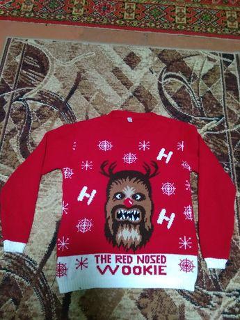 Новогодний свитер,костюм