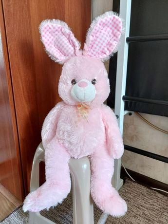 Розовый зайчик/товар из Германии