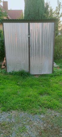 Garaż blaszak używany 200x250cm rezerwacja