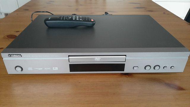 Sprzedam odtwarzacz uszkodzony cd/dvd Yamaha DVD-S 530