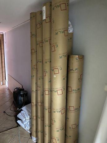 Tuby gilzy tuleje kartonowe srednica 19,5cm, dlugosci 160, 200,250