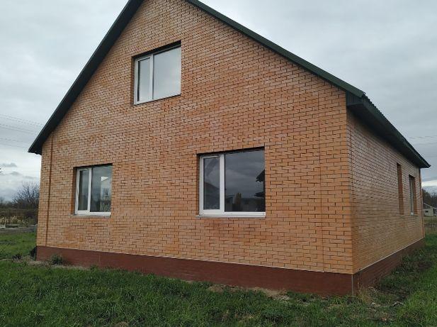 Дом 2 этажа с.Шевченково Броварской район