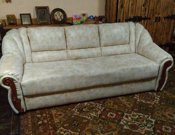 Красивый диван, как новый. Мебель для гостиной