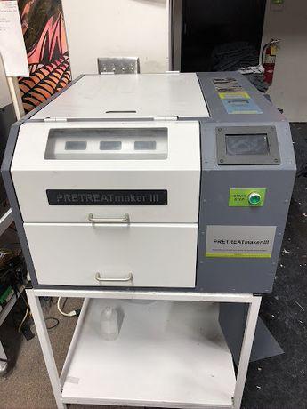 Shulze pretreatmaker 3 DTG drukarka