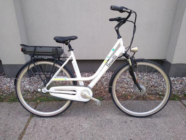 Rower Elektryczny Benelli Letizia 250W 14,5Ah 52cm