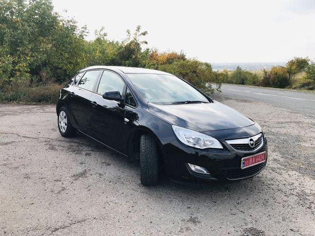 Прода Opel astra J 2011 р. 1.4 turbo benzin