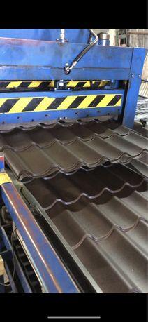МЕТАЛЛОЧЕРЕПИЦЯ , Обмін Продаж,  Лінія для виробництва металлочерепиці